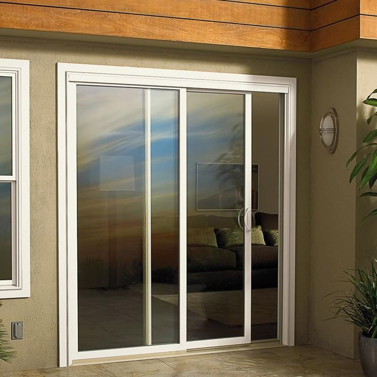 Integrity All Ultrex Sliding Patio Door Integrity Windows And Doors From Mar