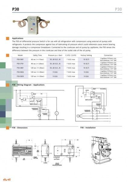 oil pressure switch wiring diagram