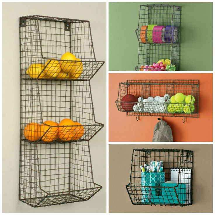 Our Most Popular General Store Wire Bins Are Back! Order Yours Today: Http: