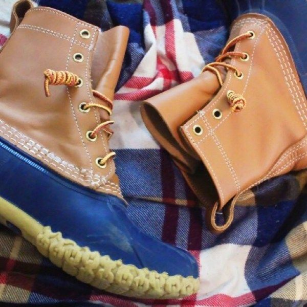 Eastland Knot for Bean Boots | How to Tie Bean Boots