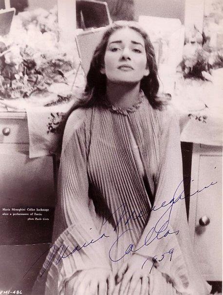 Maria Callas, Lucia, La Scala  1952
