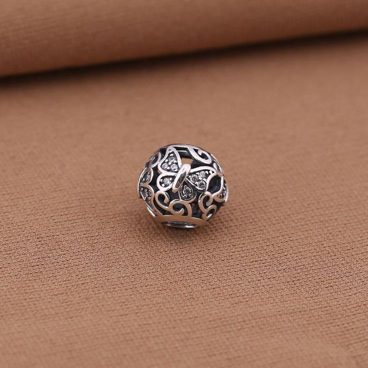 Beautiful Butterfly Charm for your Pandora Bracelet                                                                                                                                                                                 More