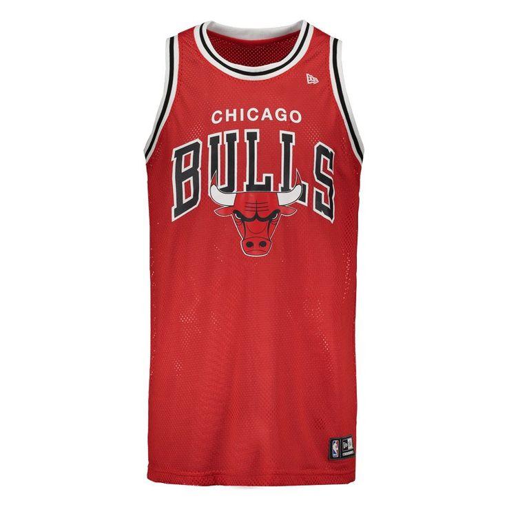 Regata New Era NBA Chicago Bulls Game Somente na FutFanatics você compra agora Regata New Era NBA Chicago Bulls Game por apenas R$ 199.00. Basquete. Por apenas 199.00
