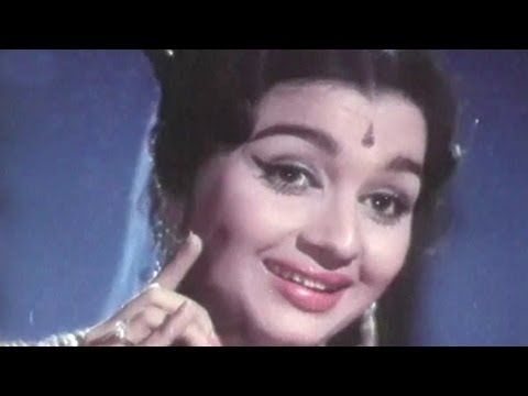 Raat Ka Sama, Asha Parekh, Lata Mangeshkar, Ziddi, Dance Song
