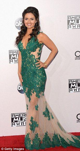 Danica McKellar (2014 American Music Awards)
