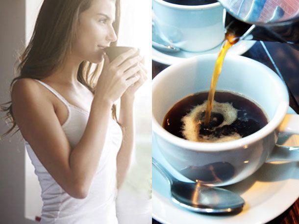 Besonders grüner Kaffee hilft dir super beim Abnehmen!