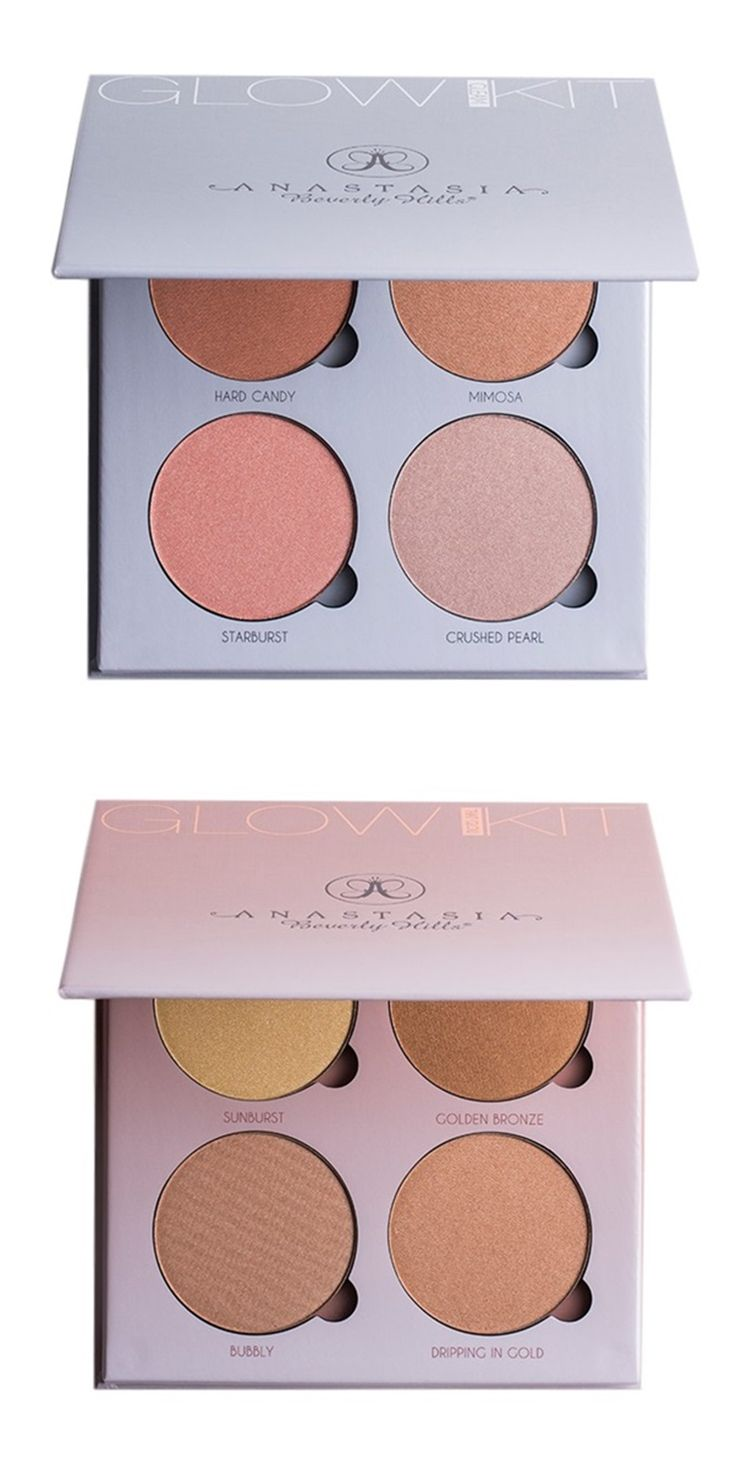 Anastasia Beverly Hills Glow Kit for Spring 2016 | http://www.musingsofamuse.com/2015/12/anastasia-beverly-hills-glow-kit-for-spring-2016.html