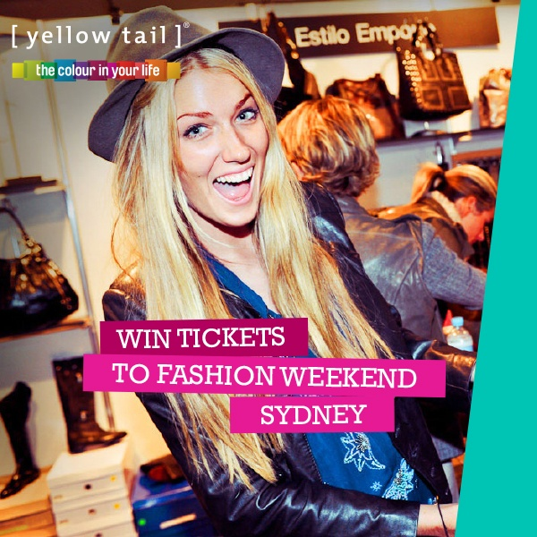 Win a GOLD double pass to Fashion Weekend Sydney 2013! Enter now: http://fabulousladieswinesociety.com/2013/05/win-a-gold-double-pass-to-fashion-weekend-sydney/
