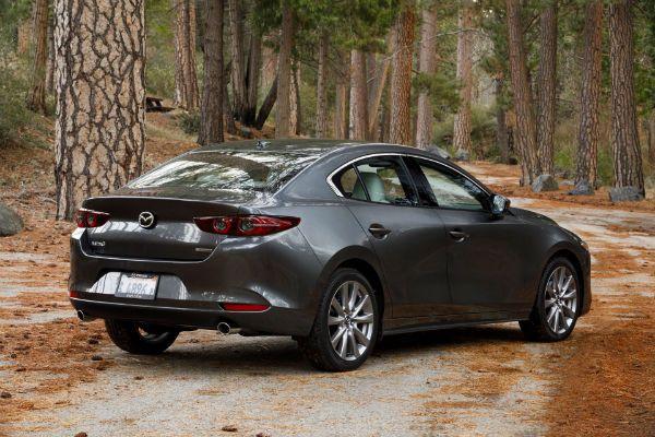 2020 Mazda3 Select Package In 2020 Mazda Mazda 3 Mazda 3 Hatchback