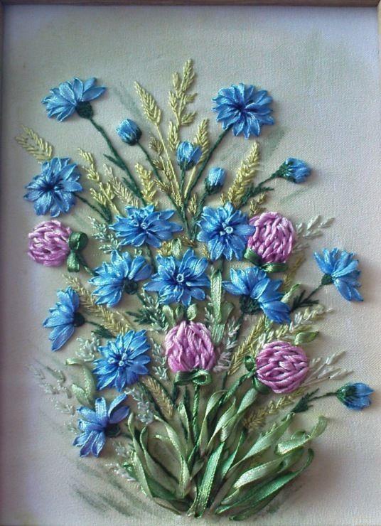 Gallery.ru / Фото #12 - Васильки - Fyyfvbwrtdbx1957