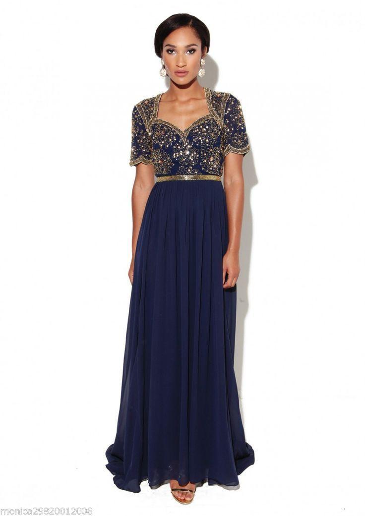 Cool Amazing Virgos Lounge Blue Embellished Party Wedding Cocktail Maxi Dress SIZE UK12 EUR40 2017 2018 Check more at http://24shopme.cf/fashion/amazing-virgos-lounge-blue-embellished-party-wedding-cocktail-maxi-dress-size-uk12-eur40-2017-2018/