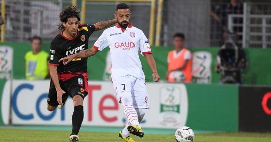 PLAYOFF CARPI BENEVENTO 0-0 SI METTE MALE PER IL CARPI - CARPI FC 1909