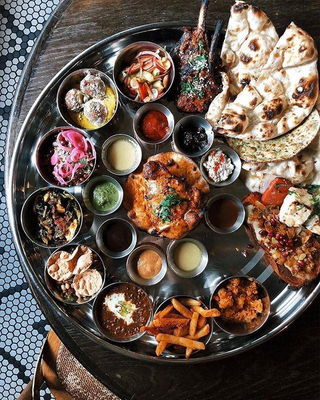 The Hindi Word Thali Literally Translates To Plate In English And Refers To A Tradit Indian Food Photography Indian Food Recipes Vegetarian Indian Food Recipes
