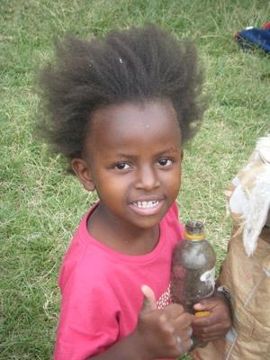 Volunteer Care Work with Children in Kenya