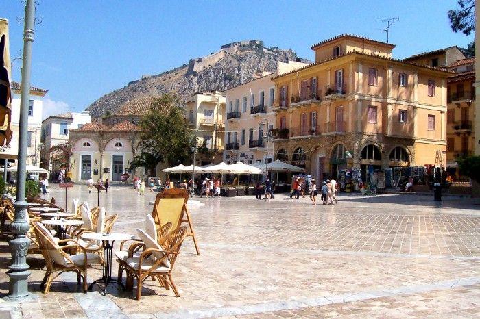Nauplie, Greece
