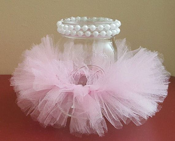 Ten Mason Jar Tutus Bridal Shower Wedding By