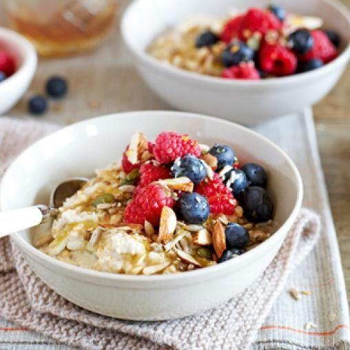 Basic overnight oats