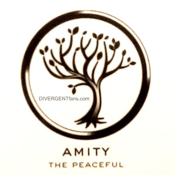 Amity - DivergentFactions Symbols, Divergent Factions, Bottlecap, Divergent Series, Google Search, Peace, Book, Divergent Trilogy, Amity Factions