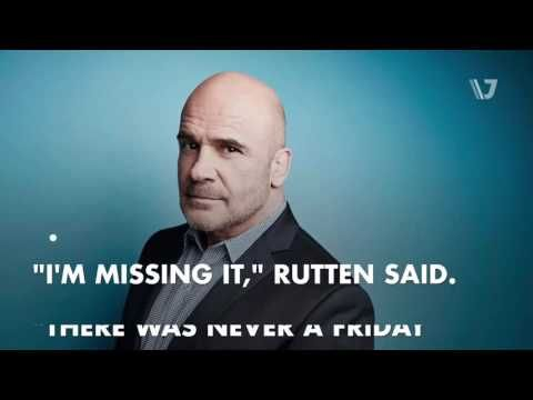 MMA legend Bas Rutten 'Inside MMA' gig came at a time 'I really needed it'