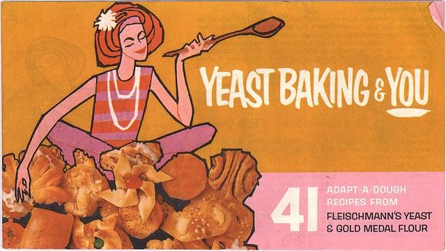 Yeast Baking & YOU, 1963