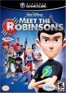 Meet The Robinsons - GameCube Game