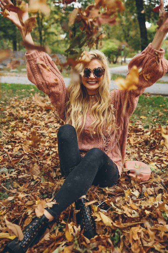 15 #Herbst #Fotoshooting #Ideen #Um #zu #erhalten