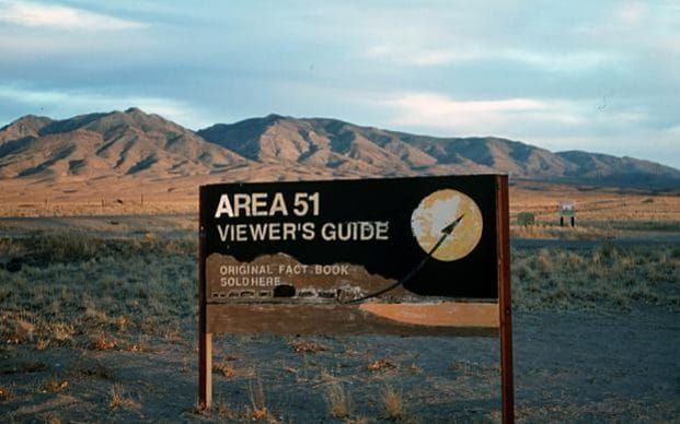 Extra-terrestrial life does exist, the head of Nasa has confirmed, but said aliens were not hidden in Area 51. #area51 #nasa #extraterrestrials