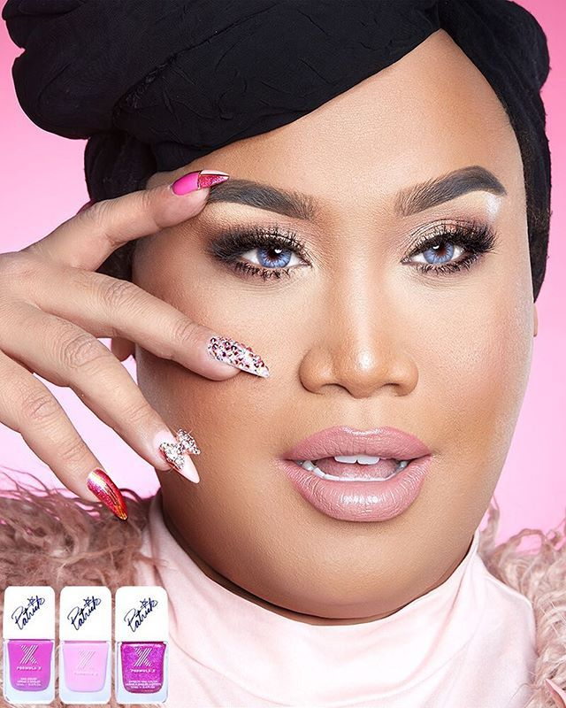 Pin for Later: How to Have Sassy Nails, According to YouTuber Patrick Starrr