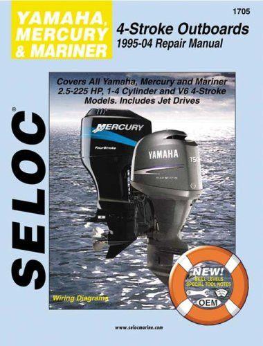 1999 Mercury Seloc Manual