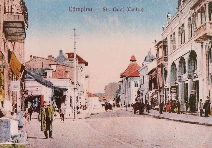Campina - Centru - interbelica