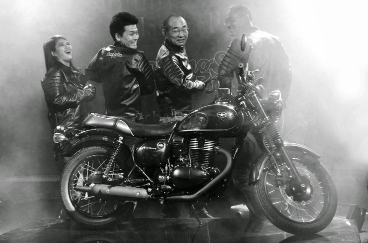 Kawasaki Estrella, launch in indonesia
