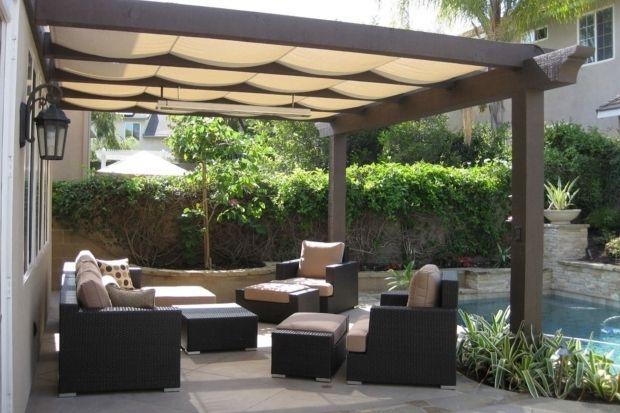 Delightful Pergola Waterproof Shade Cloth Pergola Shade Pratical Solutions For Every Outdoor Space Backyard Shade Outdoor Patio Shades Patio Shade