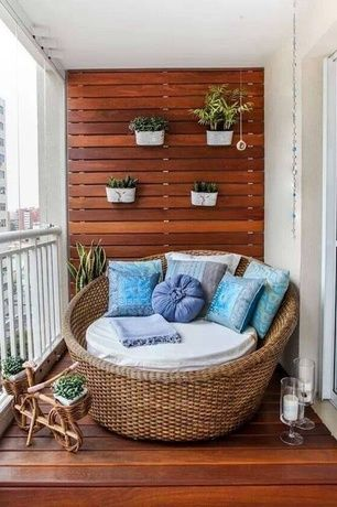 Transitional Deck with Brooke Polyester Throw Pillow (Set of 2, Raised beds, Kannoa Hallo Daybed with Canopy