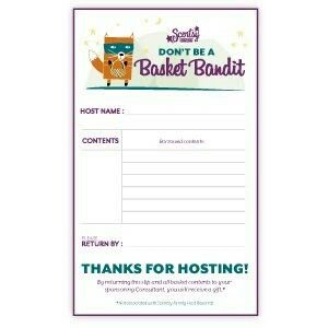 scentsy basket party flyer nede whyanything co