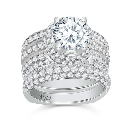 Wedding Set Valina Bridals At Royal Jewelers In Louisville Ky