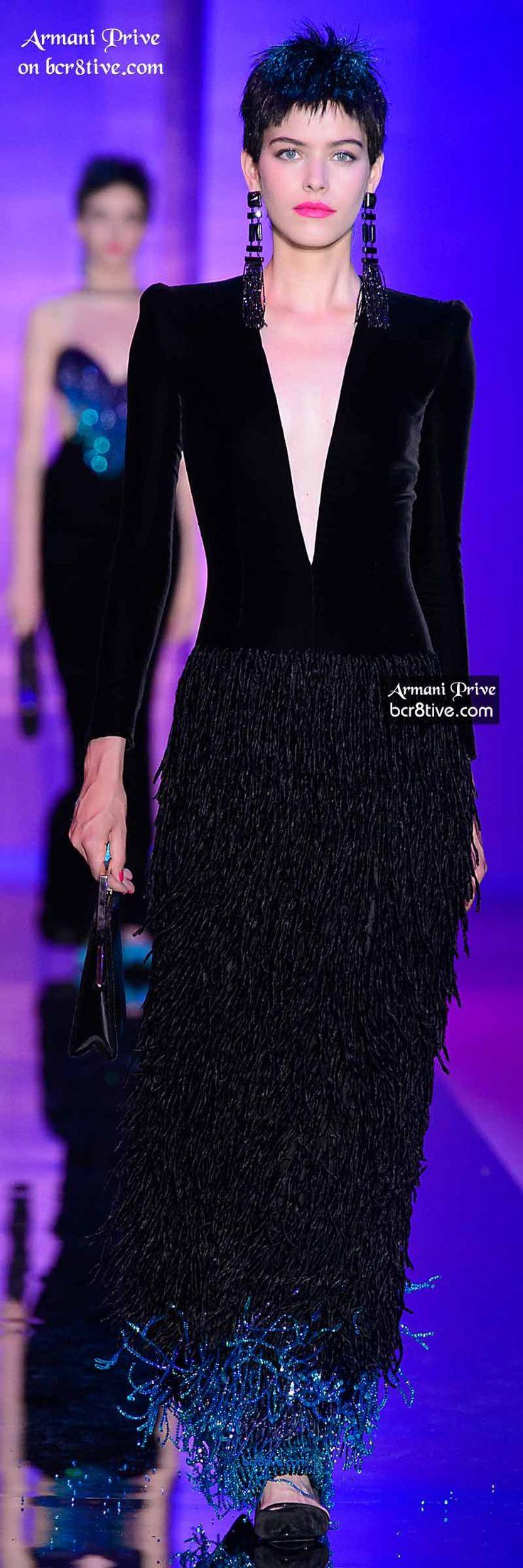 Armani Prive Fall 2015 Haute Couture