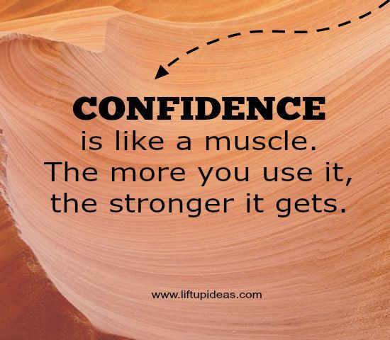 Self Confidence Quotes: Best 25+ Self Confidence Quotes Ideas On Pinterest