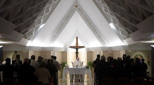 Armonia Espiritual: Papa Francisco: Los mártires de hoy son la fuerza ...