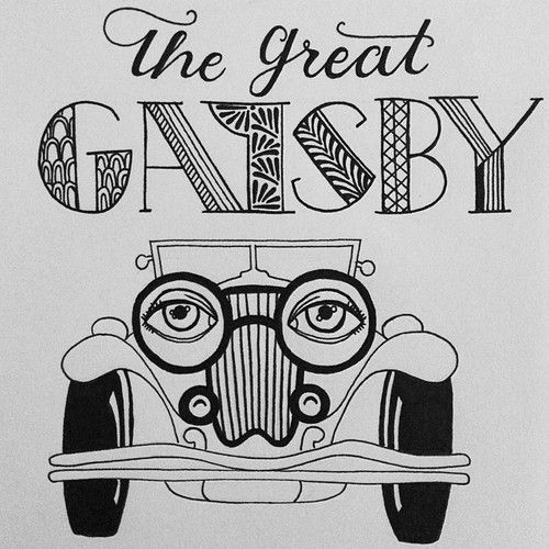Great Gatsby Book Cover Ideas : Best images about great gatsby