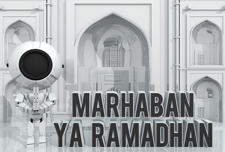 selamat menyambut bulan Ramadhan mohon maaf lahir batin