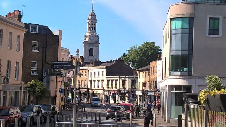 The beautiful Greenwich village
