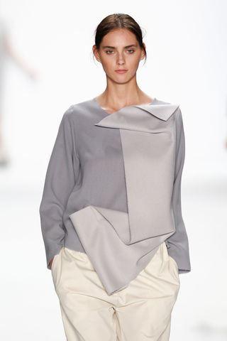 Vladimir Karaleev Berlin fashion week A/W 2014
