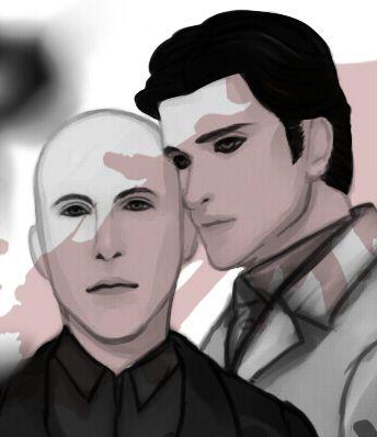Smallville - Clark Kent x Lex Luthor - Clex