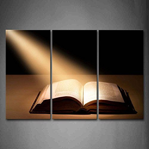 The Holy Bible Wall Art Painting Picture Print On Canvas Religion Pictures For Home Decor Decoration Gift