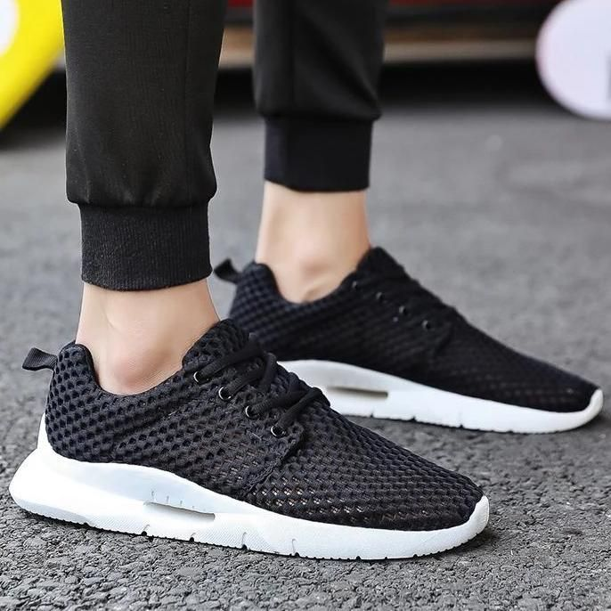 Mesh shoes, Classic sneakers, Casual shoes