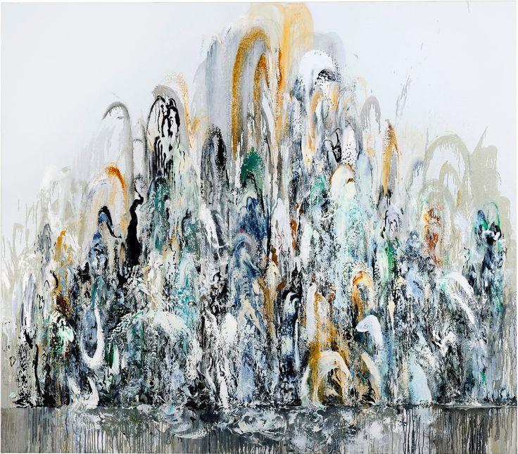 Maggi Hambling 'Wall Of Water'