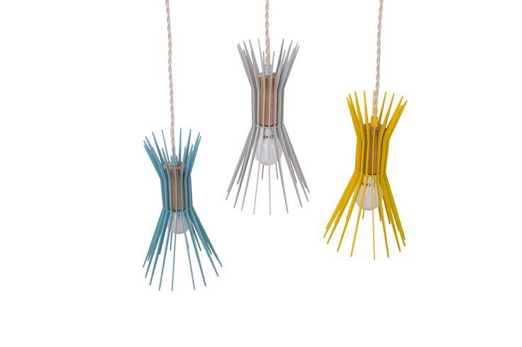 """Erizo""Lamps made by AITO Designer: Alexandra Morosanu"