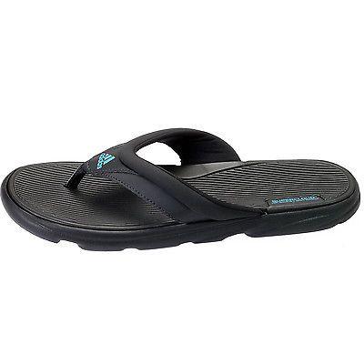 newest bec51 c823b Adidas Raggmo 2 Mens Q22017 Black Blue Supercloud Sandals Flip Flops Size  10   mario   Shoes, Fashion, Flip Flops