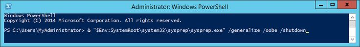 Step by Step: How to capture your own custom virtual machine image under Azure Resource Manager #virtual #machine #replication http://puerto-rico.nef2.com/step-by-step-how-to-capture-your-own-custom-virtual-machine-image-under-azure-resource-manager-virtual-machine-replication/  # Step by Step: How to capture your own custom virtual machine image under Azure Resource Manager The IaaS v2 resource providers (Microsoft.Compute, Microsoft.Network Microsoft.Storage) have been around for several…