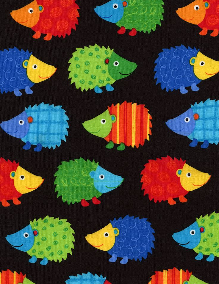 » Hedgehogs Timeless Treasures